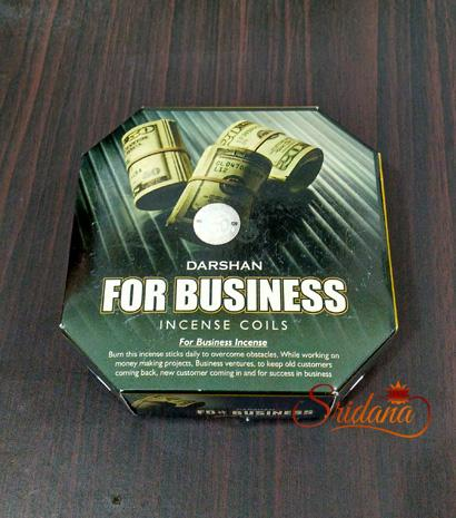 Dupa Lingkar Darshan / Incense Coil for Business - Dupa Lingkar