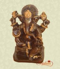 Patung Ganesha India