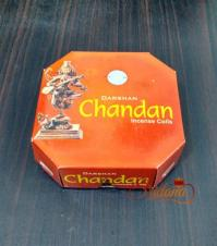 Dupa Lingkar Darshan / Incense Coil Chandan